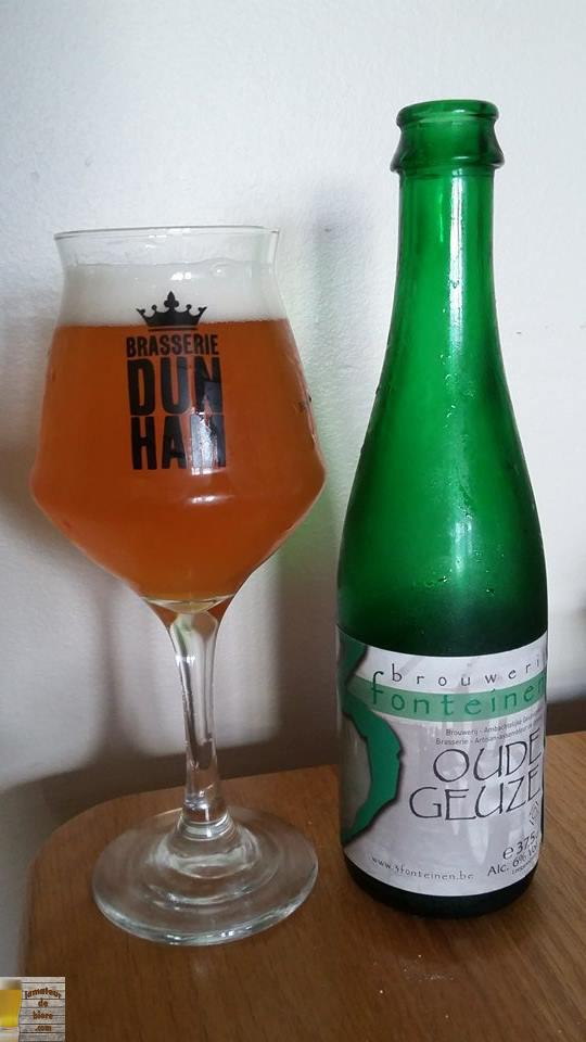 Oude Geuze de 3 Fonteinen (Belgique)