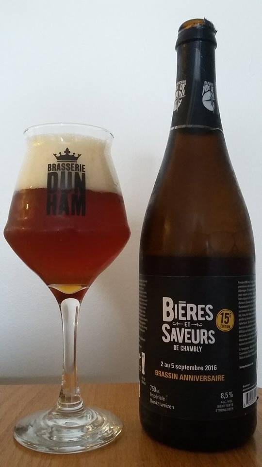 Bières et Saveurs 2016 des Brasseurs du Monde