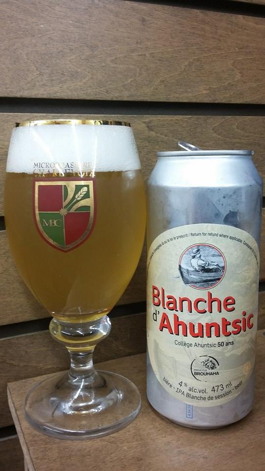 Blanche d'Ahuntsic de Brouhaha