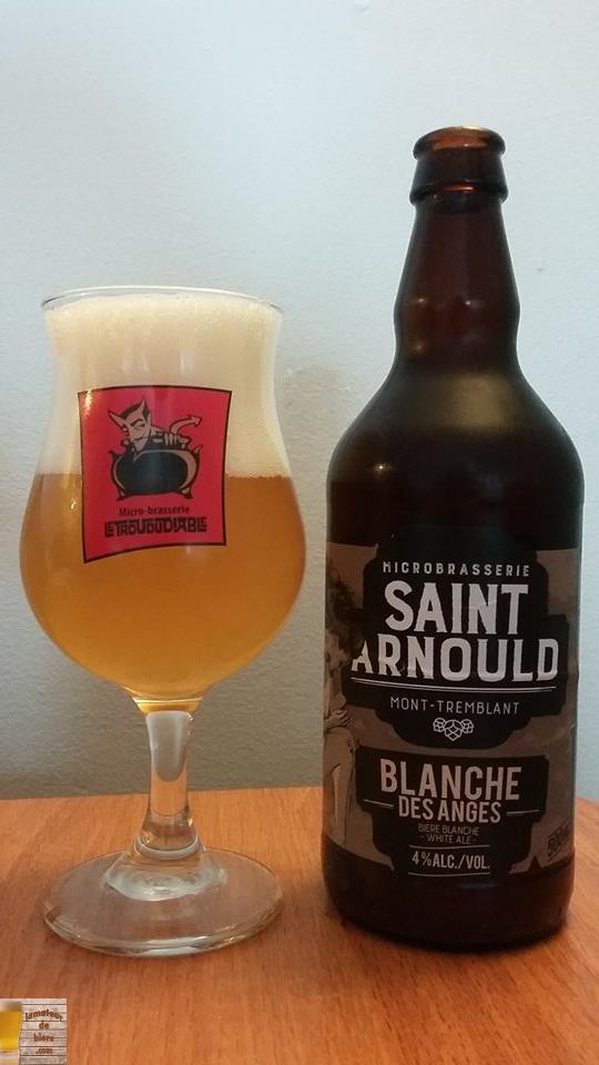 Blanche des Anges de Saint-Arnould