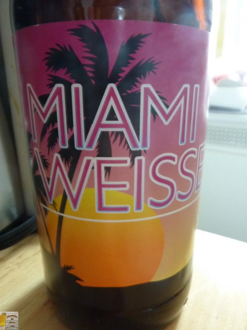 Miami Weisse de l'HopEra