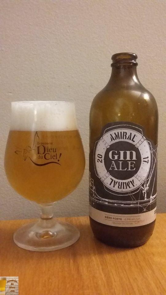 Amiral Gin Ale de BockAle
