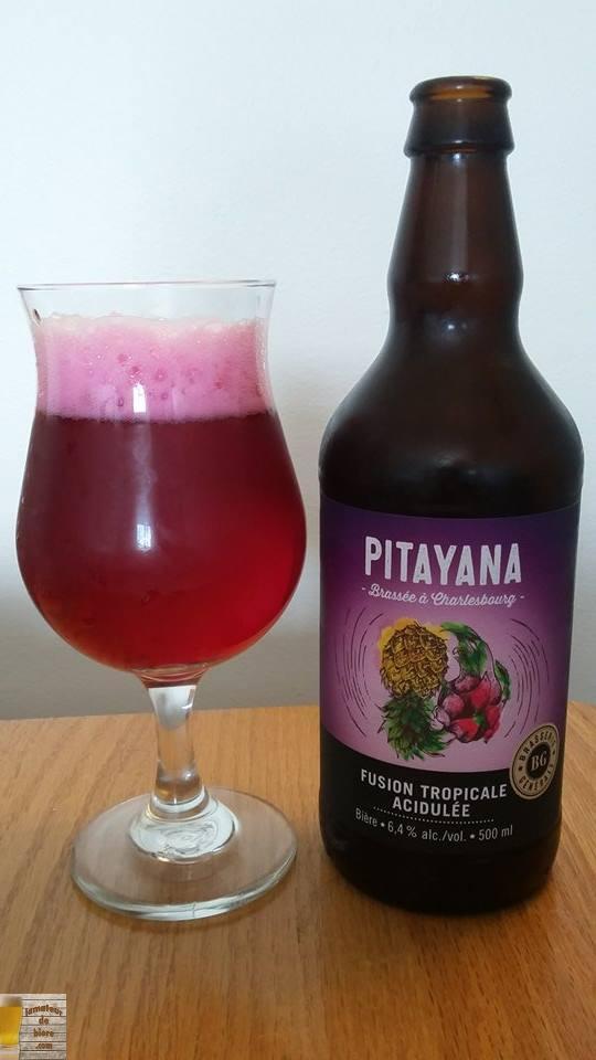 Pitayana de Brasserie Générale