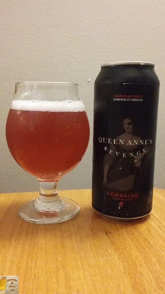 Queen Anne's Revenge du Corsaire