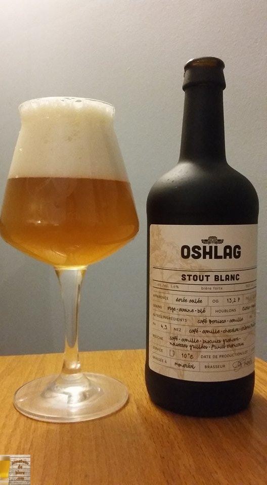 Stout Blanc d'Oshlag