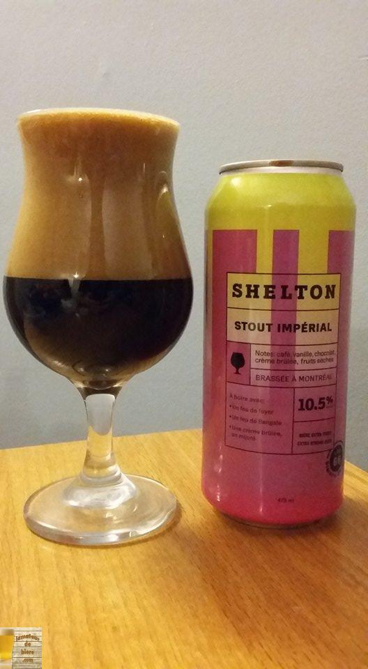 Stout Impérial de Shelton