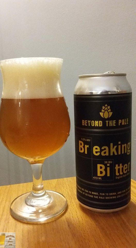 Breaking Bitter de Beyond the Pale (Ottawa)