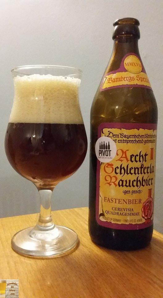 Aecht Schlenkerla Fastenbier de Brauerei Heller (Allemagne)