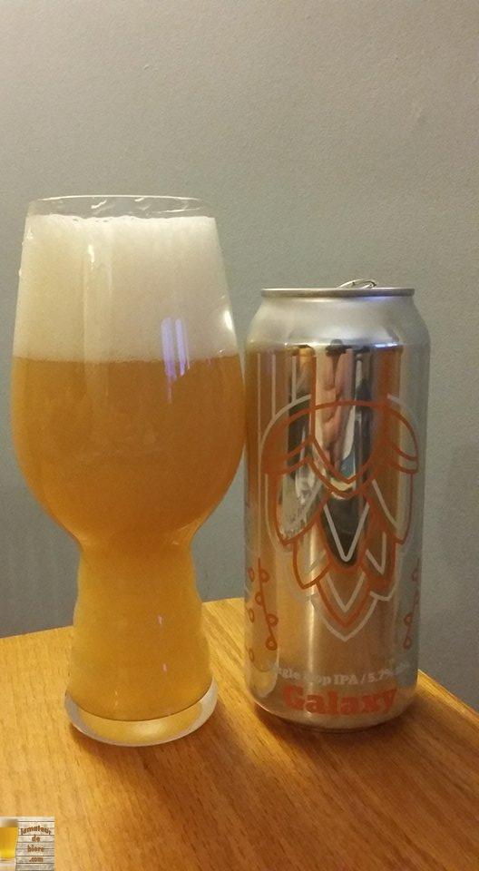 Single Hop IPA de Burlington Beer Company (Vermont)