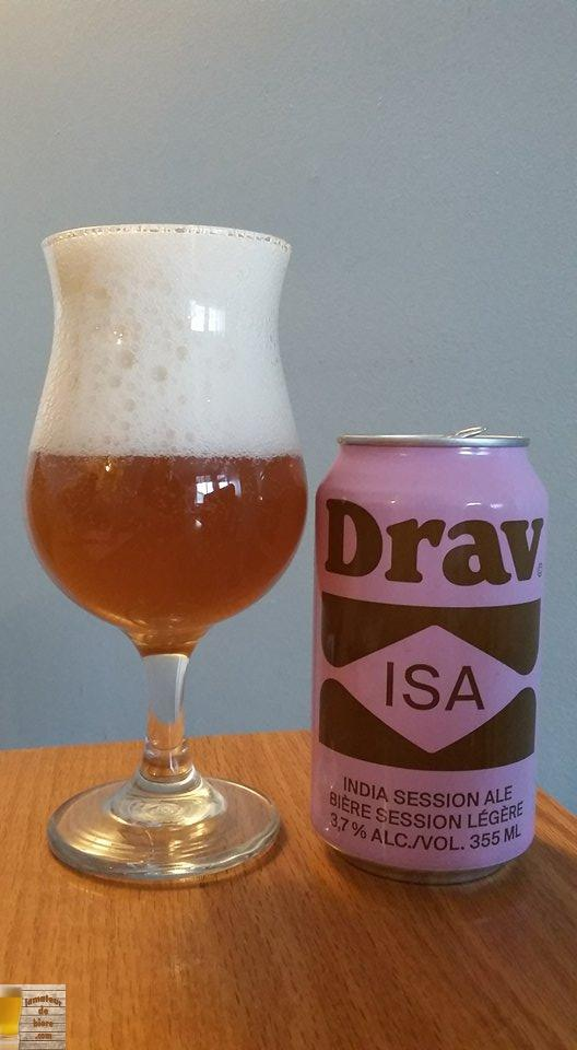 Drav ISA de Menaud Brasserie & Distillerie