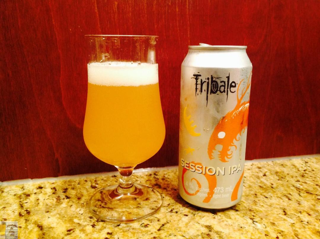 Tribale Session IPA de Mabrasserie