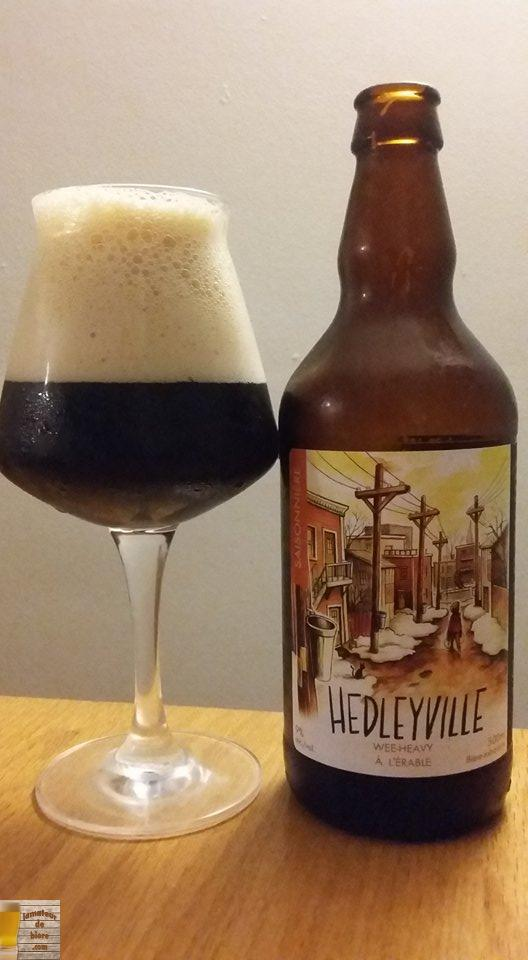 Hedleyville (et +) de la Souche