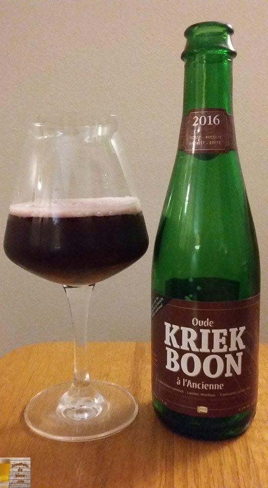 Oude Kriek de Boon (Belgique)