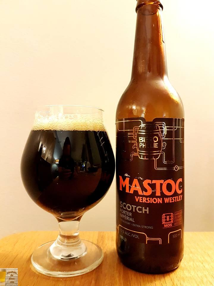 Mastoc Version Westley de Simple Malt