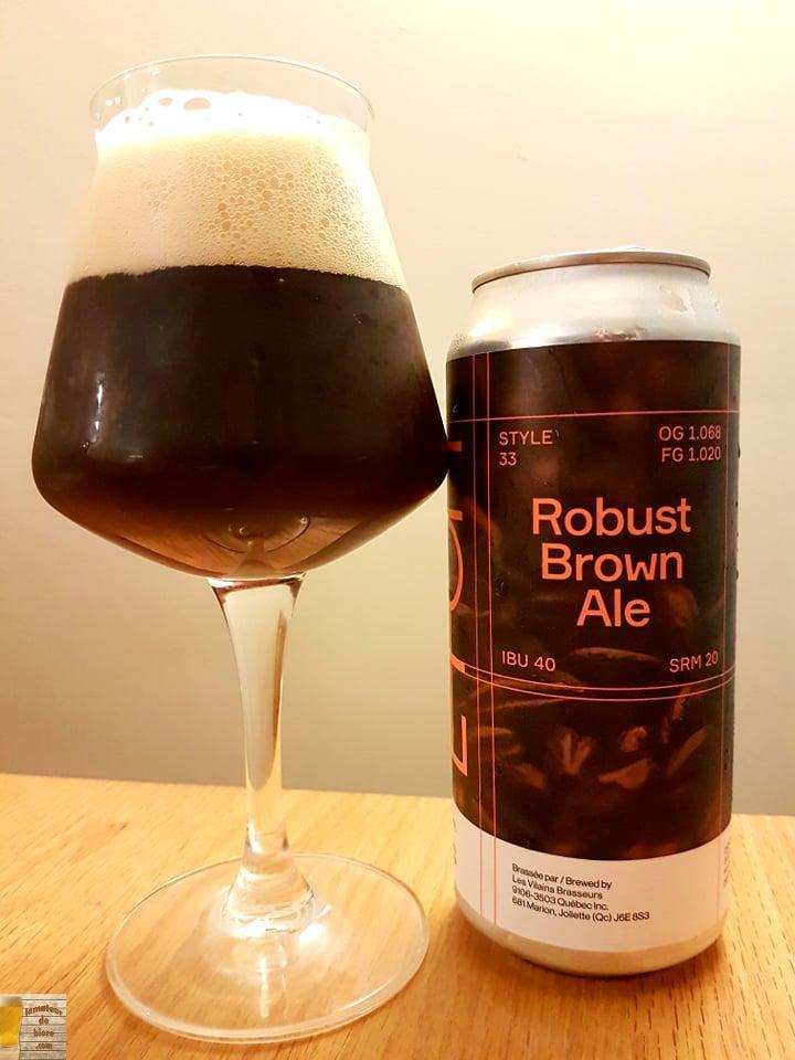 Robust Brown Ale de EtOH