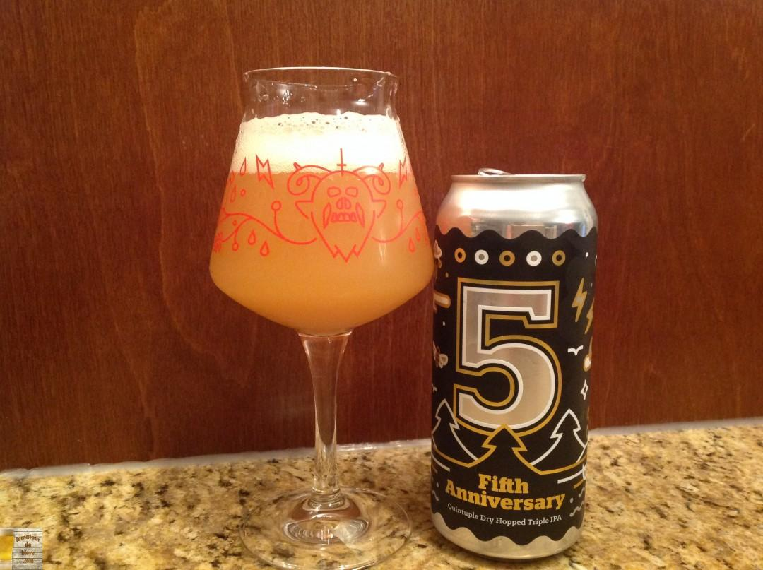 5th Anniversary de Burlington Beer Company