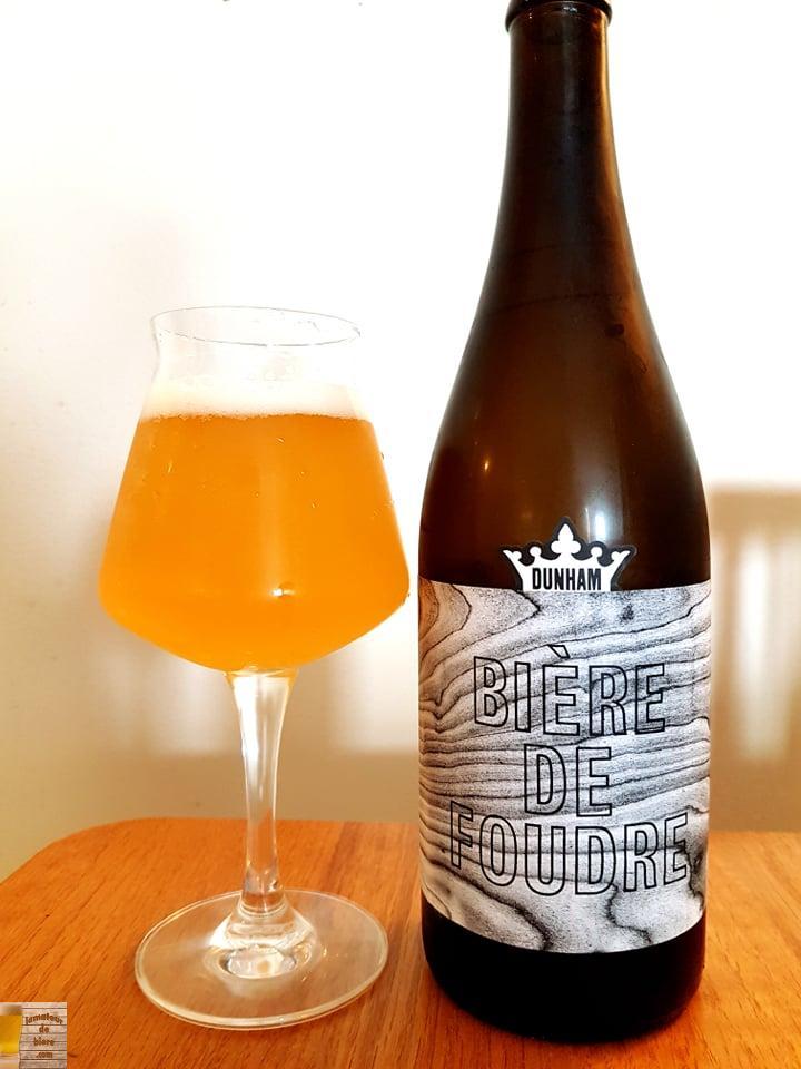 Bière de Foudre de Dunham