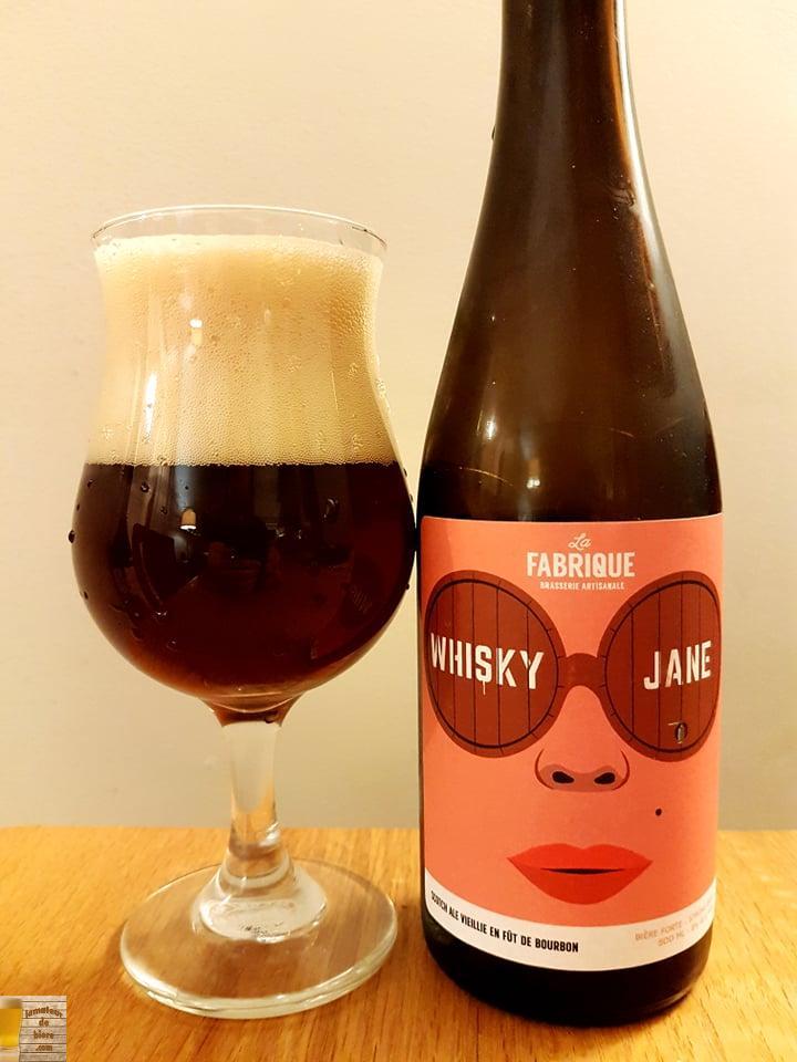 Whisky Jane de la Fabrique