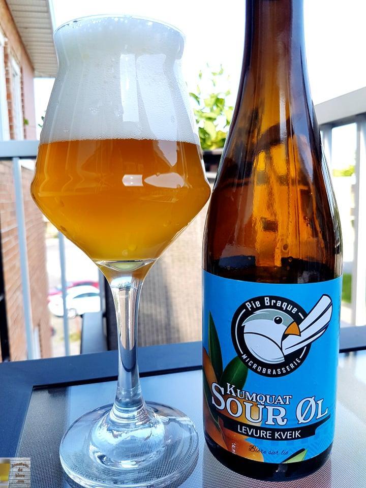 Kumquat Sour Øl de Pie Braque