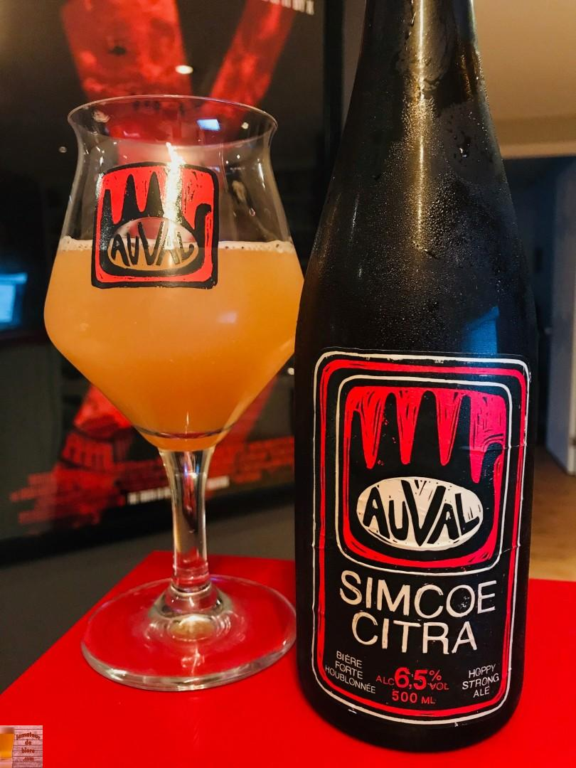 Simcoe Citra d'Auval