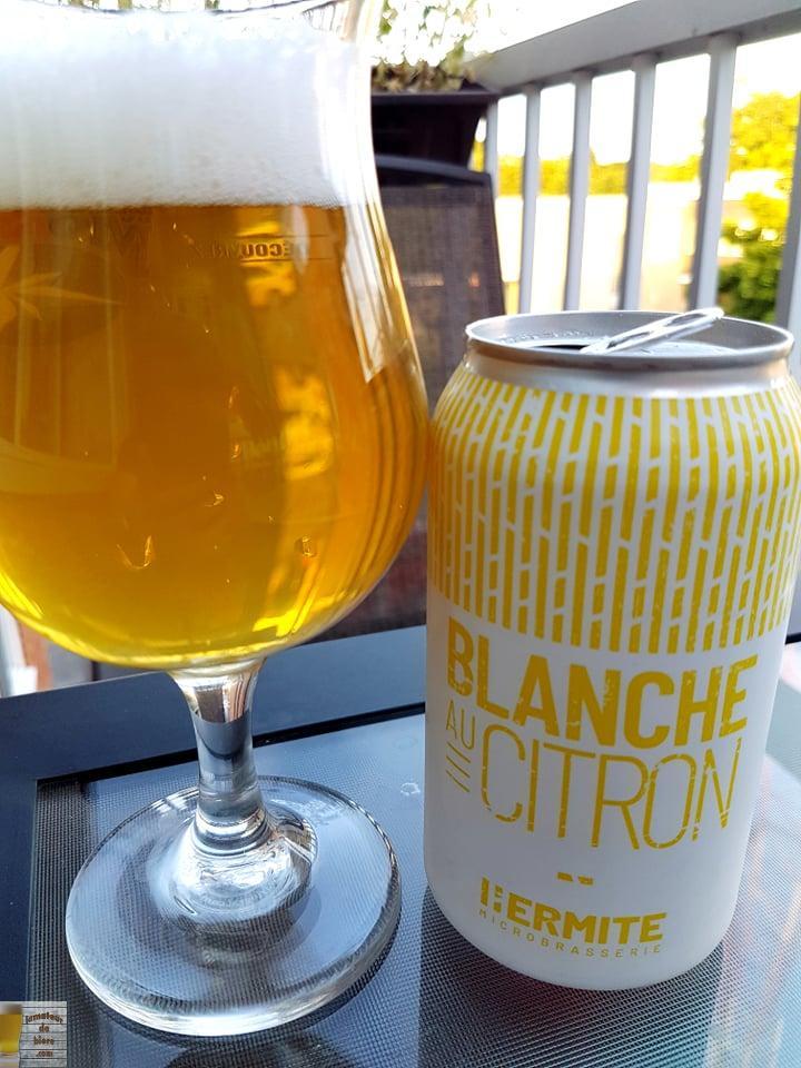 Blanche au Citron de l'Hermite