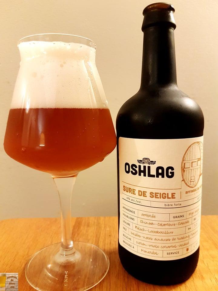 Sure de Seigle d'Oshlag