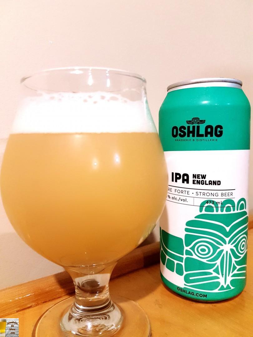 IPA New England d'Oshlag
