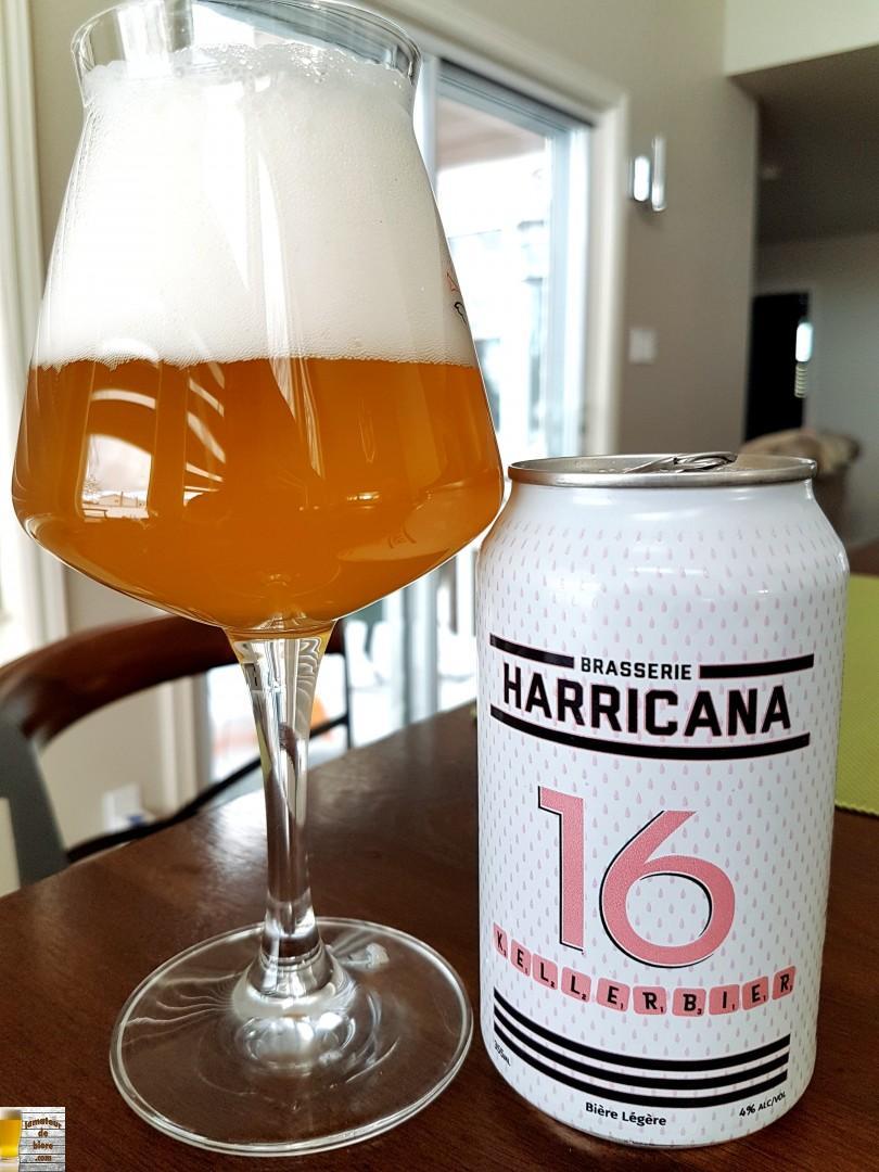 16 Kellerbier d'Harricana