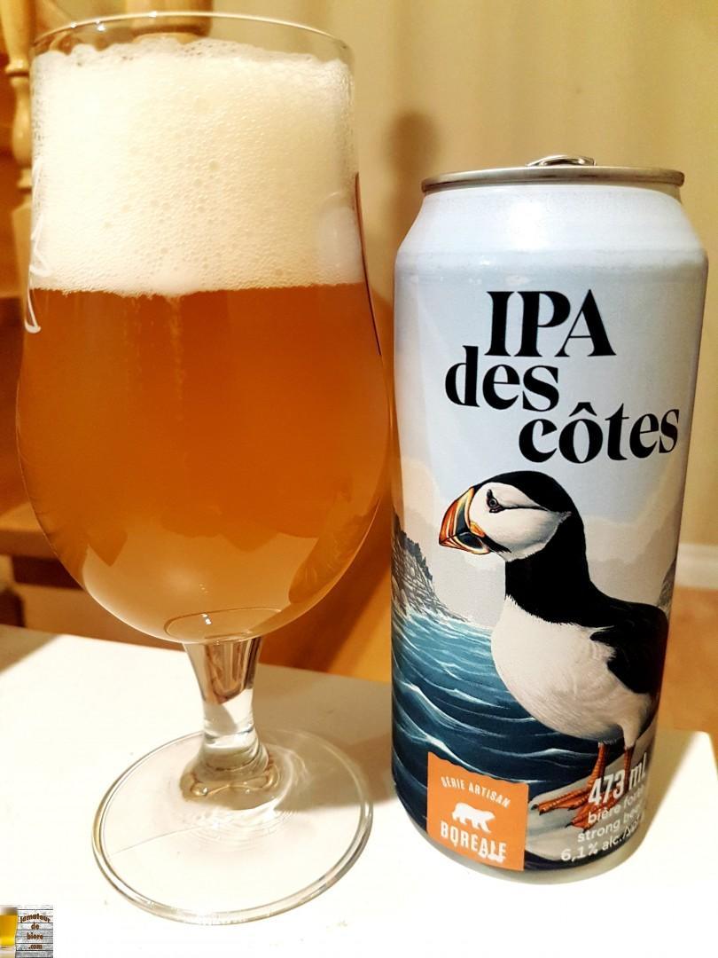 IPA des Côtes de Boréale