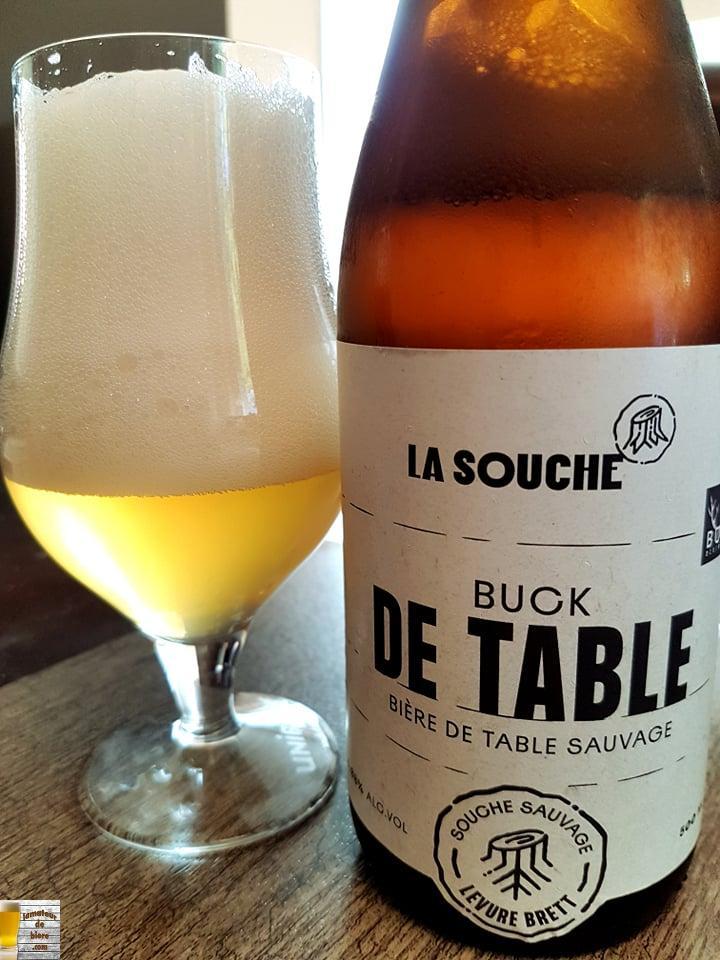 Buck de table de la Souche