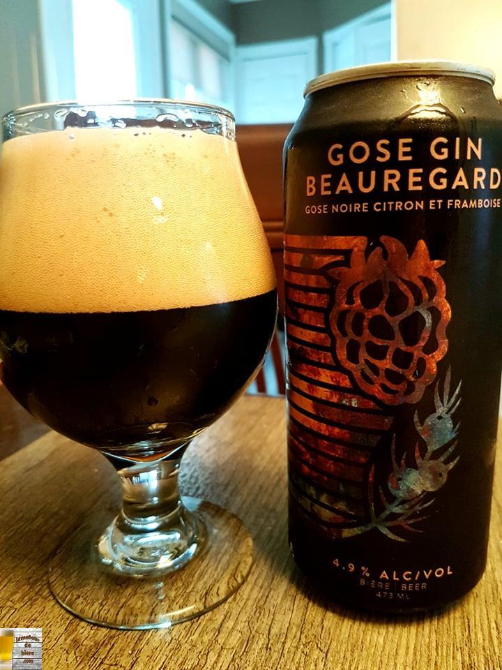 Gose Gin de Beauregard